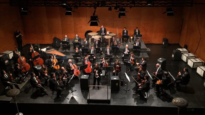 Concierto gratuito de Orquesta de Cámara de Chile en Teatro Municipal de Ñuñoa