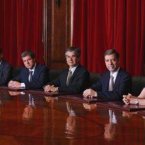 Consejero García nuevamente fue el único que votó por recortar la tasa en la última reunión del Banco Central