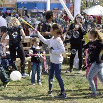 Evento Chile Lindo en Parque Bicentenario