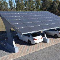 El impacto de la energía Fotovoltaica en el mundo automotriz: ¿Imaginas cargar combustible con energía limpia?