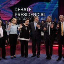 Sánchez y Guillier ganan debate presidencial científico que destacó por las pocas visiones de futuro