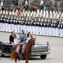 [FOTOS] La última de Bachelet: revisa las fotos de la tradicional Parada Militar 2017