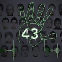 La música que recuerda a los 43 estudiantes de Ayotzinapa desaparecidos hace 3 años en México