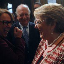 CEP: Presidenta Bachelet sube 3 puntos y alcanza 21%