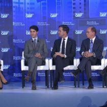Líderes mundiales reconocen que es necesaria una globalización más inclusiva