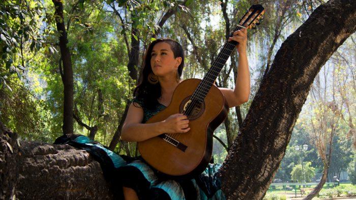 Primera Cumbre de Guitarra Traspuesta Chilena en Matucana 100
