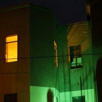 Intervención artística iluminará principal centro de detención y tortura de Antofagasta