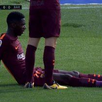 [VIDEO] El fichaje más caro de la historia del Barcelona tiene un decepcionante debut como titular en la liga española