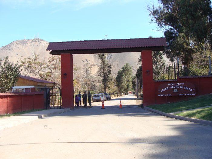 Ejército se opone a declaratoria de monumento nacional de centro de exterminio en Cerro Chena