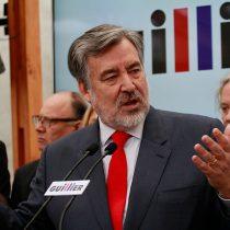 Guillier se va en picada contra Piñera por delincuencia: