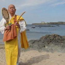Monje budista Gyoro Nagase realizará conversatorio en Parque por la Paz Villa Grimaldi
