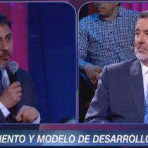 #DebateFuturo: esta fue la pregunta que le hizo el editor de El Mostrador a Alejandro Guillier
