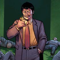 """""""Charles Bronson"""" revive en cómic chileno que estuvo guardado 43 años"""