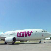 LAW se despide de Chile: rechazan definitivamente permiso para operar de la aerolínea