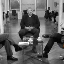 Guillermo Larraín e Ignacio Briones: la receta de un concertacionista y un piñerista para crecer por sobre 5% durante los próximos 20 años