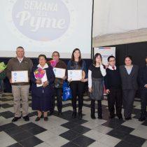 Entrega de Premios Pyme Biobío 2017 iniciará semana dedicada a sector