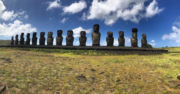 En histórica votación pueblo rapanui aprueba creación de área marina protegida de 700 mil km2 en Isla de Pascua