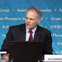 FMI: América Latina vive