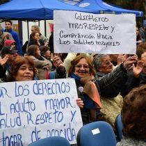 Chile, país de jubilados