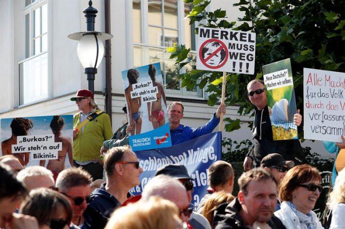 El factor AfD: La ultraderecha se abre paso en Alemania