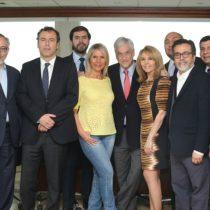 Amplitud acepta invitación de Piñera y se incorpora a su comando presidencial