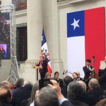 Conmemoración del 44 aniversario del golpe: Bachelet anuncia urgencia a levantar secreto de la Comisión Valech I