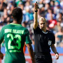 Cambiando la historia: Bibiana Steinhaus debuta como árbitro en la primera división alemana