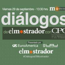 Tercer capítulo de Diálogos de El Mostrador con la CPC: Desafíos para la empresa y trabajadores chilenos