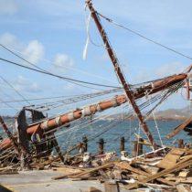 Cómo el huracán Irma hizo que Reino Unido, Holanda y Francia se acordaran de sus territorios en el Caribe