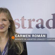 [VIDEO] Carmen Román (Walmart) y el siempre polémico pago del retail a sus proveedores