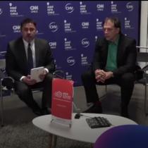Entrevistas al senador Guido Girardi en la previa al Debate Presidencial Congreso Futuro