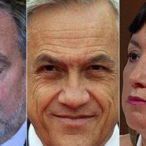 Última Cadem: Piñera dobla a Guillier en primera vuelta y se desata guerra por el cuarto lugar