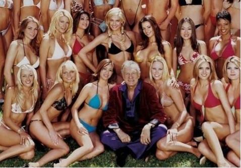 Muere Hugh Hefner, el hombre que construyó un imperio a costa del cuerpo de las mujeres