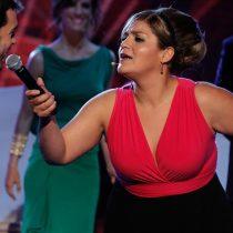 [VIDEO] Cantante Katherine Orellana es detenida por violencia intrafamiliar