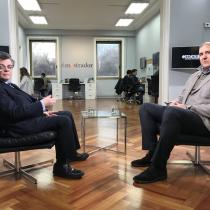 """La Mesa - Leonardo Suárez: """"El Imacec de agosto va a ser mejor que el de julio. Puede ser 3% o más y eso va a ser una sorpresa para el Banco Central y para el mercado"""""""