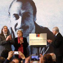 Cancillería rinde homenaje a Orlando Letelier bautizando con su nombre uno de sus salones