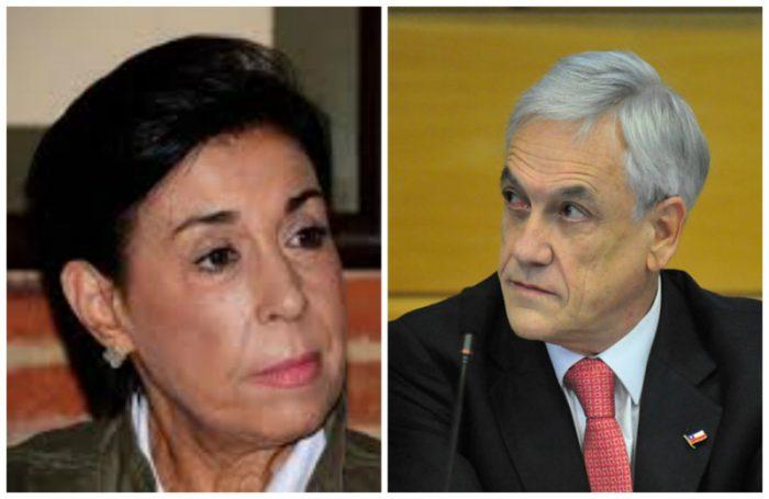 Madre de Leopoldo López asegura que Piñera
