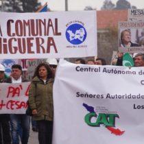Organizaciones que apoyan a Dominga niegan división en La Higuera