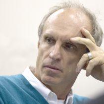 Conferencia con el curador y crítico de arte Martin Grossmann en UDP