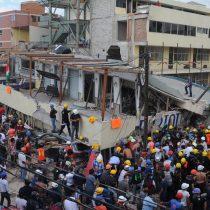 Frida, la niña de ocho años que se convirtió en símbolo de los rescates tras el terremoto en Ciudad de México