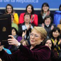 Cadem: aprobación de Bachelet continua en alza y alcanza un 32%