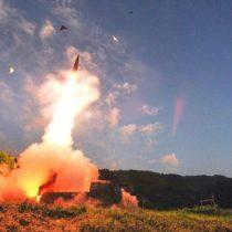Corea del Norte hace un nuevo lanzamiento de un misil balístico