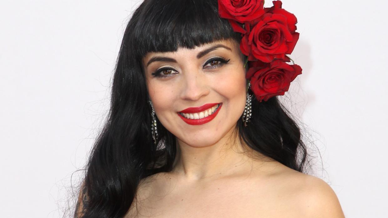 Mon Laferte alcanza 5 nominaciones a Grammy Latinos