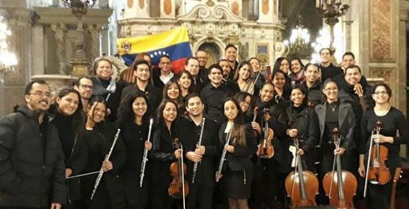 Con todo el ritmo de la inmigración: venezolana lidera proyecto multicultural de música
