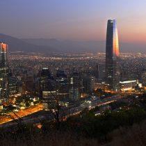 Santiago, la ciudad del turista vecino…