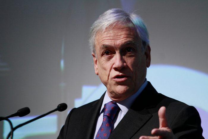 """Piñera y los """"tiempos mejores"""" de la economía"""