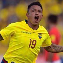 Defensa ecuatoriano asegura que partido con la Roja es una