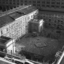 El junior que dibujó los planos secretos de la reconstrucción de La Moneda