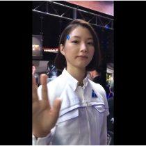 [VIDEO] ¿Robot o humano? La androide