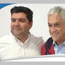 "Rodrigo Pérez, el candidato a Core de Piñera: ""Me da lo mismo que me digan nazi. ¡Soy nacionalista!"""
